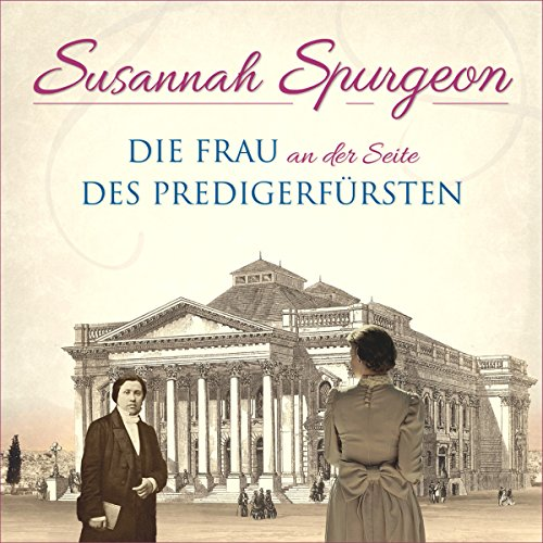 Susannah Spurgeon audiobook cover art