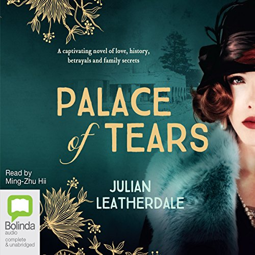 Palace of Tears audiobook cover art