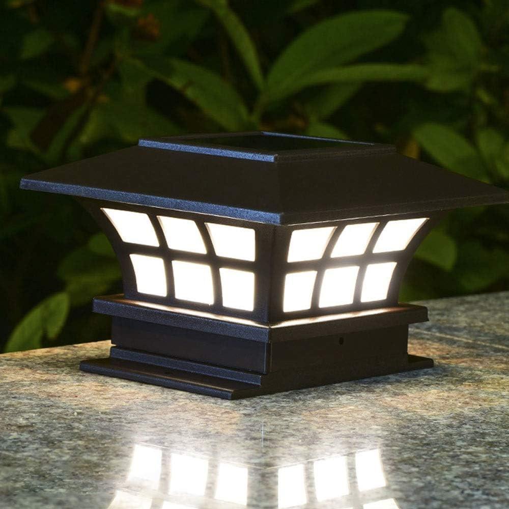 Topics on TV Ahzhlb Solar Pillar Light IP65 Cheap sale Outdoor Waterproof Ext Decoration