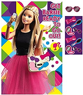 Party Game | Barbie Sparkle Collection | Party Accessory