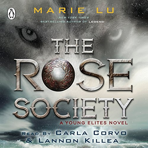Couverture de The Rose Society