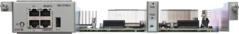 Cisco N55-D160L3-V2= Nexus 5548 Layer 3 Daughter Card Version 2 - Expansion module - for Nexus 5548 Storage Solutions Bundle, 5548P, 5548UP, 5548UP Storage Solutions Bundle