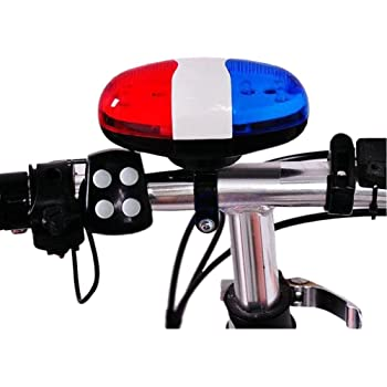 Gaetooely Velo Bicyclette Cyclisme electroniques sonores Siren Corne Avertisseur