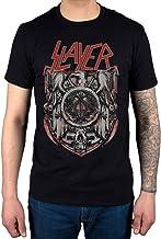 Official Slayer Medal 2013 2014 Dates T-Shirt