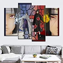 Xiaoagiao 5 Canvas Paintings Printed Pictures Home Decoration Animation Painting Canvas Brand New Poster Pop Wall Artwork Frame Living Room