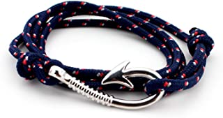 Guy-Sex Nicely Nautical Anchor Sailor Anchor Bracelets Men fiendship Gifts