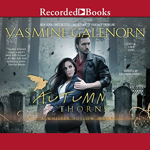 Autumn Thorns audiobook cover art