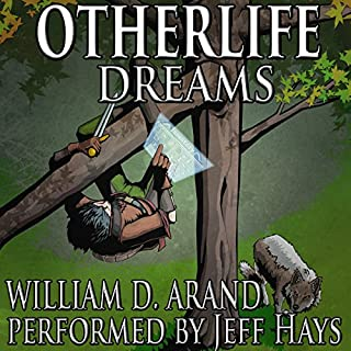 Otherlife Dreams     The Selfless Hero Trilogy              By:                                                                                                                                 William D. Arand                               Narrated by:                                                                                                                                 Jeff Hays                      Length: 9 hrs and 30 mins     110 ratings     Overall 4.5