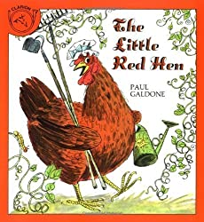 The Little Red Hen plus a list of all time favorite children's books, includes a free file
