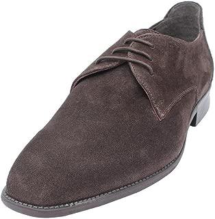 Salt N Pepper 16-189 FIGO Suede Men LACE UP Real Leather Shoes
