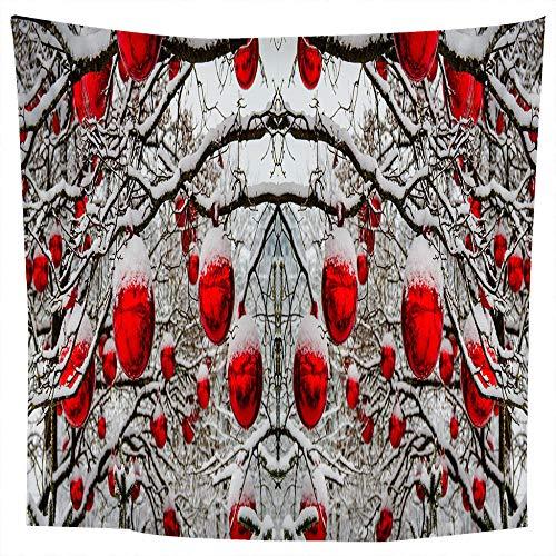 QMGLBG Manta de Franela de impresión 3D Linterna roja niños Adultos Manta súper Suave Dormitorio Sala de Estar Manta de Pared sofá Cama viaje-180cm * 200cm