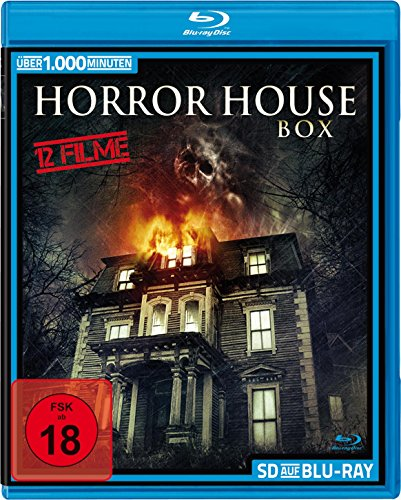 Horror House Box - 12 Filme (SD auf Blu-ray)