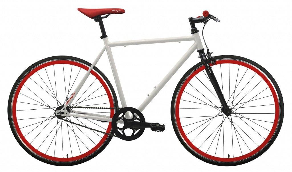 RACER 2665403031 - Bicicleta de Ciudad 28 fixtyle t.m.: Amazon.es ...