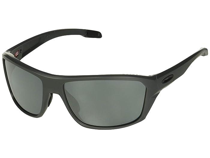 Oakley Split Shot (Mate Carbon/Prizm Black) Sport Sunglasses