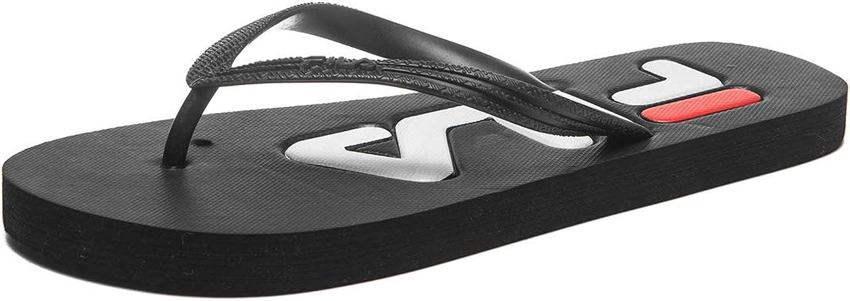 Fila Shoes Troy Slipper 1010288 Unisex Sandals Flip Flops Sea White Blue Black