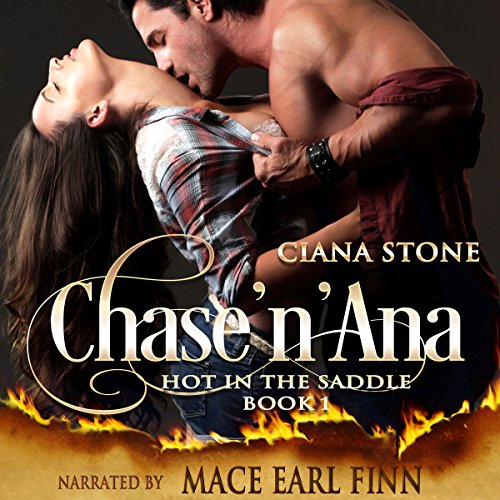 Chase'n'Ana audiobook cover art