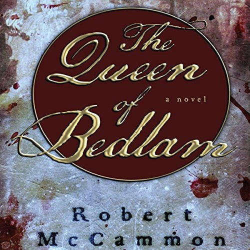 The Queen of Bedlam audiobook cover art