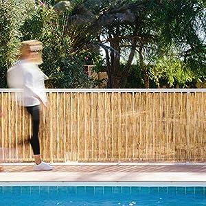 Catral 12040001 Cañizo Pelado, Caña, 500 x 3 x 100 cm
