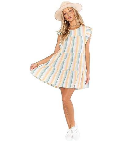 Show Me Your Mumu Daydream Mini Dress