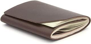 Ezra Arthur Cash Fold Wallet | Malbec
