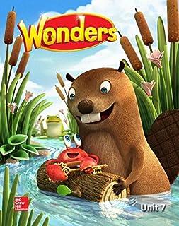 Wonders Reading/Writing Workshop, Volume 7, Grade K
