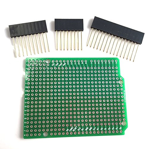WINGONEER Prototype PCB for Arduino UNO R3 Shield