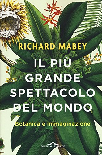 Il più grande spettacolo del mondo. Botanica e immaginazione. Ediz. illustrata