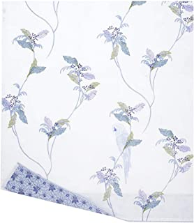 Yves Delorme - Plumes Opalia Full/Queen Flat Sheet - Luxury Flat Sheet from France.