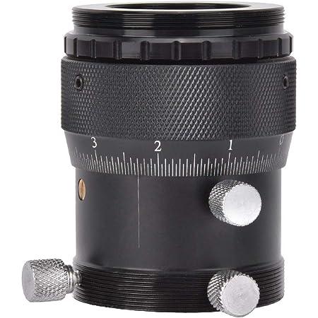 Mugast Telescope Lens Adapter 1.25inch T Mount Telescope Lens to M42 x 0.75 Thread Adapter Ring for Astronomy Telescopes