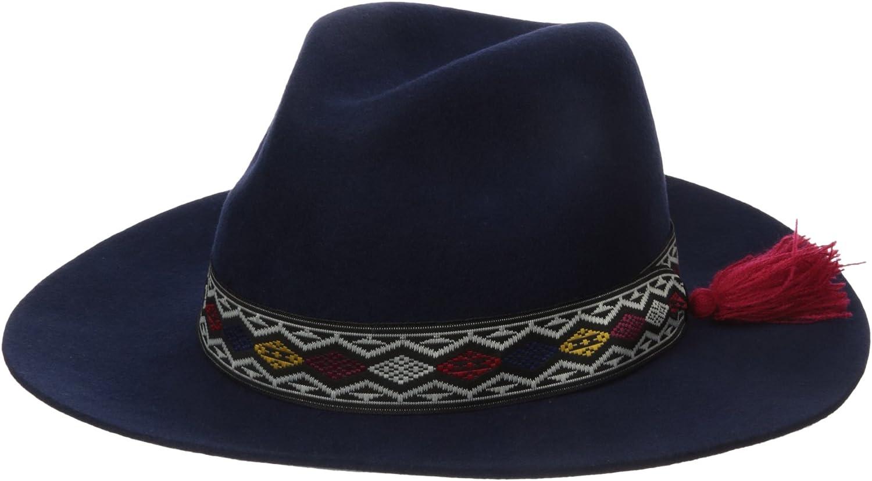 Bearpaw Women's Sapphire Tasseled Fedora
