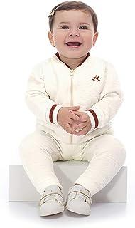 Conjunto Jaqueta E Calça Matelassê Bebê Up Baby