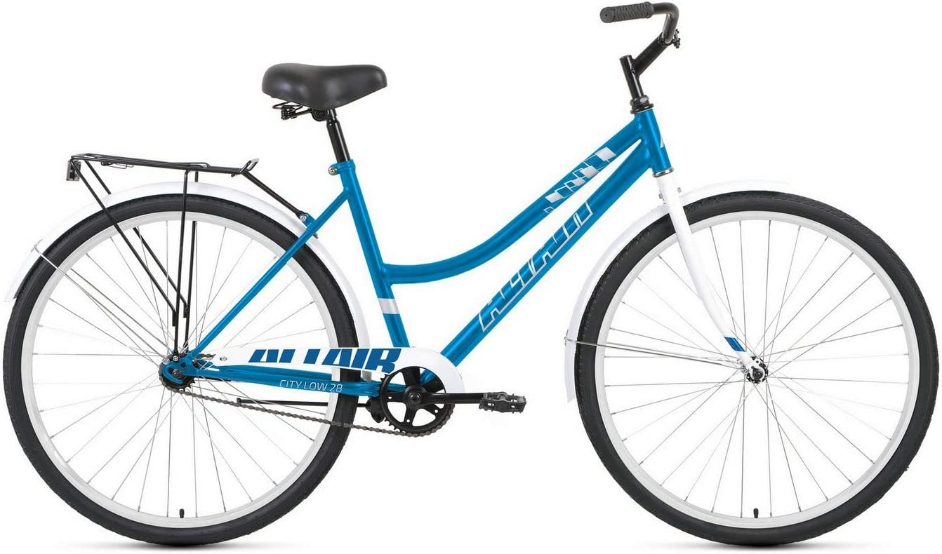 Bike ALTAIR City 28 Low Selling rankings 2021 Colour 19 Challenge the lowest price of Japan ☆ White Blue Size