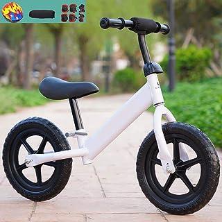 Nfudishpu Toddler Bike,No-Pedal Balance Bike, Ages 2-6 Years,Toddler Walking Balance Bike Training Bike,Kids First Bicycle...