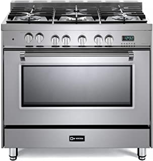 48 dacor gas range