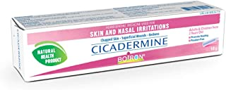 Boiron Cicadermine (Homeoplasmine) Skin, Nasal irritations, chapped skin, Superficial wounds and Redness. 18 gram