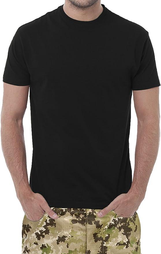 JHK - Juego de 3 camisetas unisex, 100% algodón, 150 gramos ...