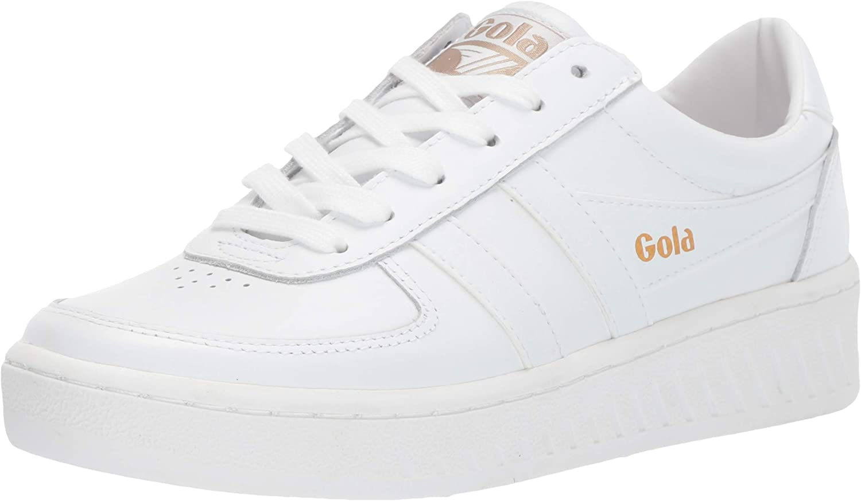 Gola Women's Grandslam Leather Sneaker