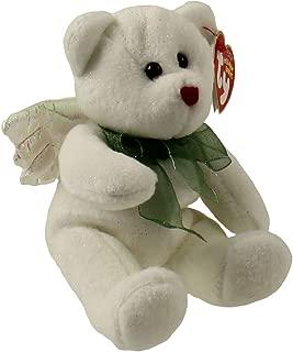 1 X TY Beanie Baby - HARK the Angel Bear (White Version)