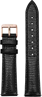 Brand New CLUSE Women's La Boheme Black Lizard Leather Strap CLS068 Fits: La Boh�me, La Roche & Pavane Case 38mm