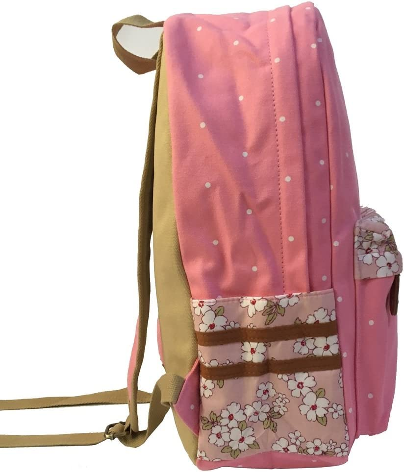 YOYOSHome Anime Miss Kobayashis Dragon Maid Backpack Cosplay Tohru Laptop Bag Daypack School Bag