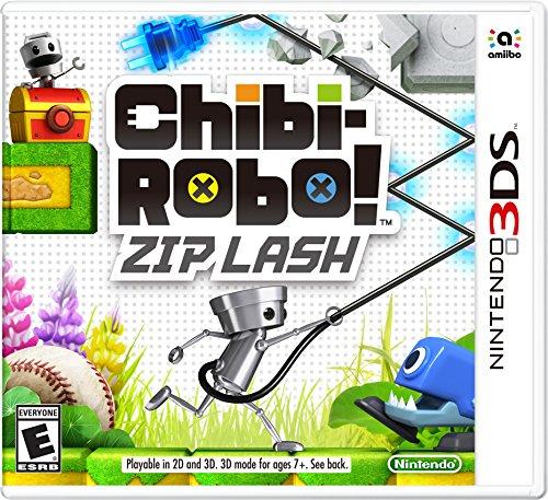Chibi-robo Zip Lash - Nintendo 3DS
