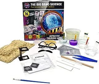 minini Detective Training Camp   latent Fingerprint kit   Forensic Science   Detective kit