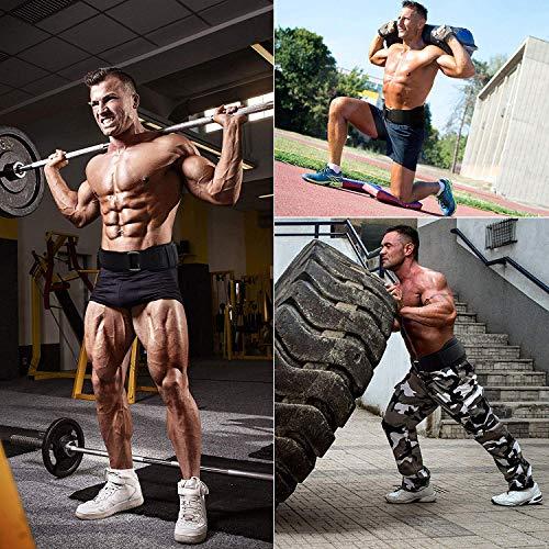 Authentische RDX Gewichthebergürtel Body Building Gym Fitness - 3