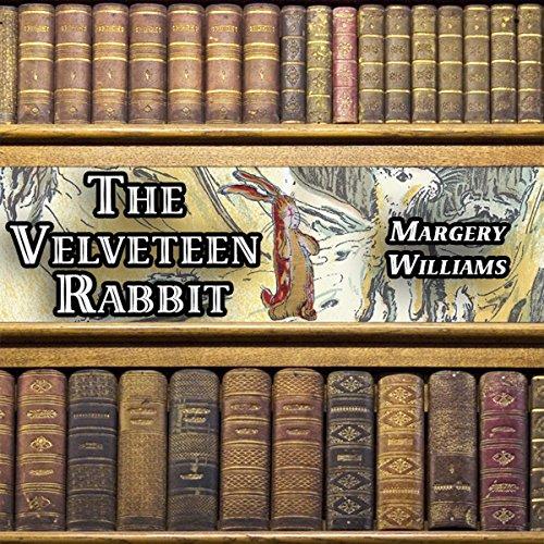 The Velveteen Rabbit audiobook cover art