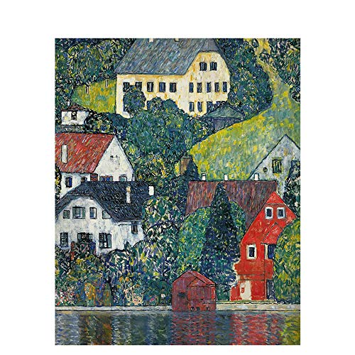 5D Diamond Painting Diamond Painting KitsDiamond Art for Adults and Kids Arts Craft Canvas for Home Wall Decor Abstract hut 12x16 inches (Frameless)