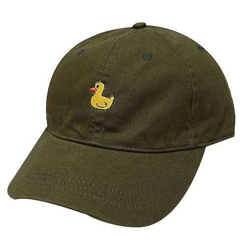 City Hunter C104 Small Duck Cotton Baseball Dad Caps 17 Colors 337de954c82