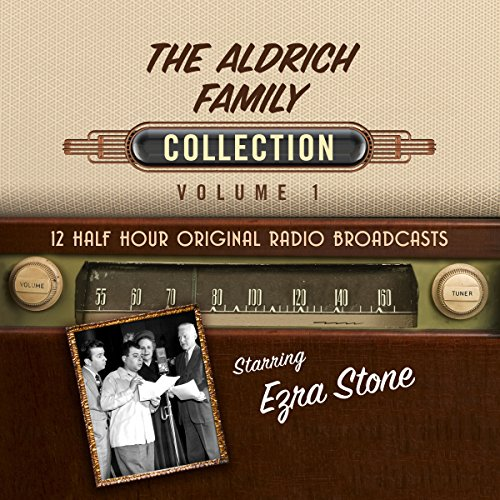 The Aldrich Family, Collection 1 audiobook cover art