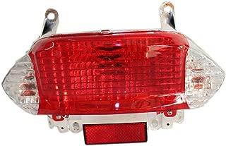 Poweka GY6 Tail Light Taillight for Shenke Chuanl Taotao Sunny SSR IceBear 49cc 50cc 125cc 150cc Scooter Moped