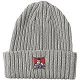 [ベンデイビス] ニット帽 BDW-9500 ヘザーグレー