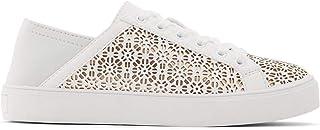 ALDO Women's Fashion Sneaker, Laser Cut Detail
